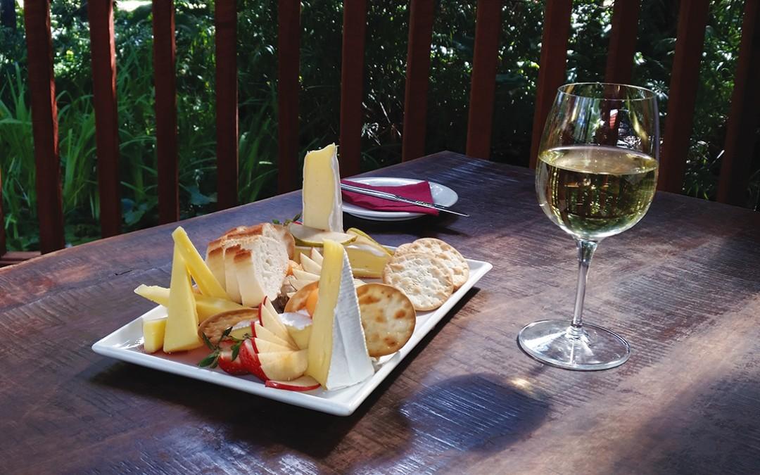 Cheese Platter Heaven